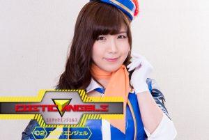 GTRL-20 Costic Angels 02 Sky Angel Mizuki, Saki Mizumi