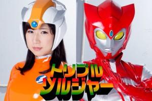 GHPM-01 Triple Soldier, An Mizuki