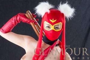 GHPM-53 Glamour Mask -Restrained Mask Beauty- Ayumi Shinoda