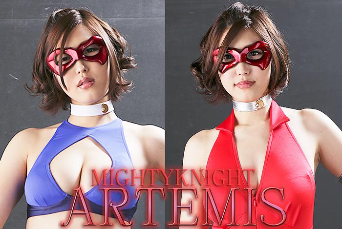 GHOR-68 Mighty Knight Artemis Asahi Mizuno