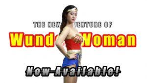 Wunder Woman Mask of Kashnaktu 1