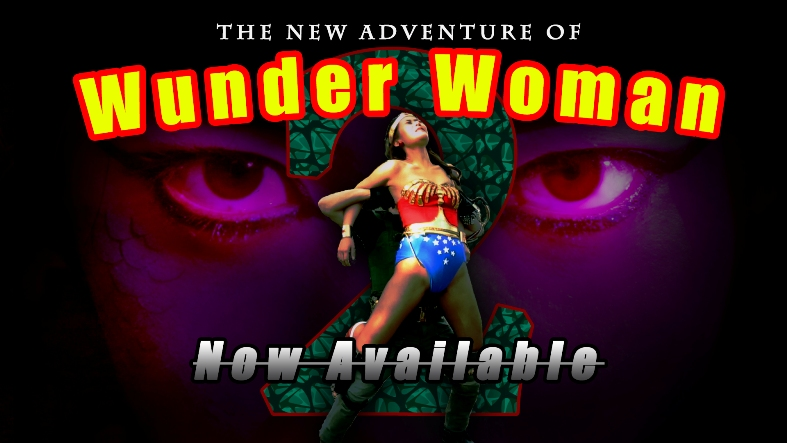 Wunder Woman Mask of Kashnaktu 2