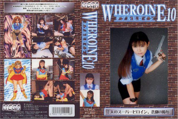 DMG-10 Double Heroine 10 Arisa Kashiwagi, Syun Mikami