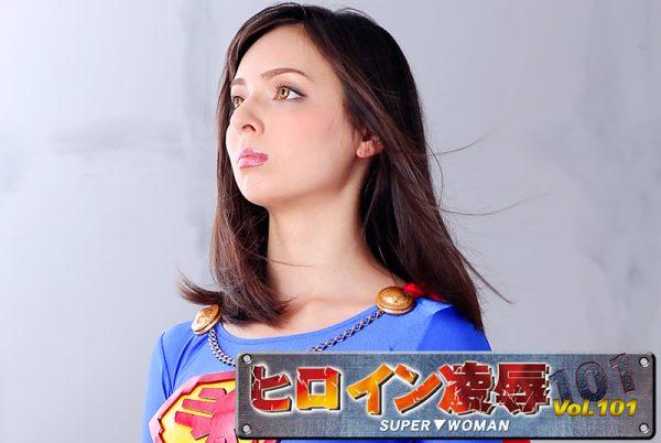 RYOJ-01 Heroine Insult Vol.100 - SUPER▼WOMAN Karina Nishida
