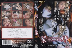 SHK-09 Tied Up Heroine 09 Rina Usui