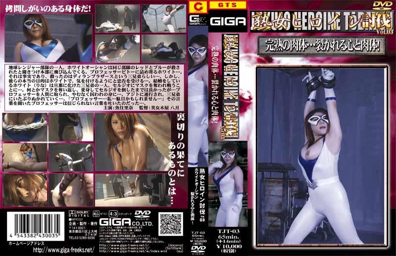 TJT-03 Middle-aged Heroine Suppression 03 Rina Uozumi