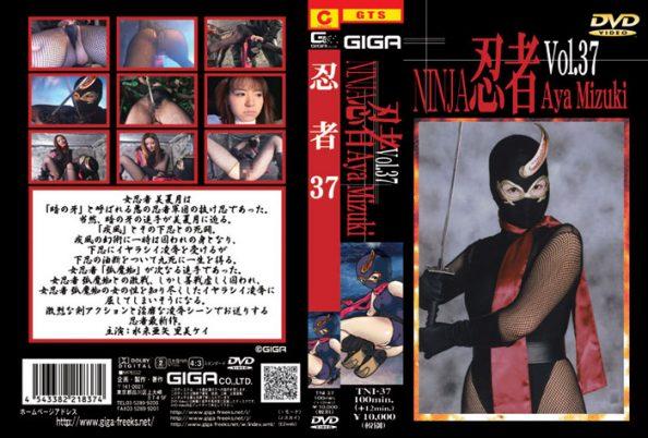 TNI-37 Ninja 37 Kei Satomi
