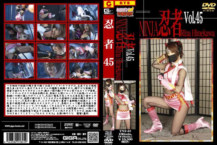 TNI-45 Ninja 45 Rina Himekawa