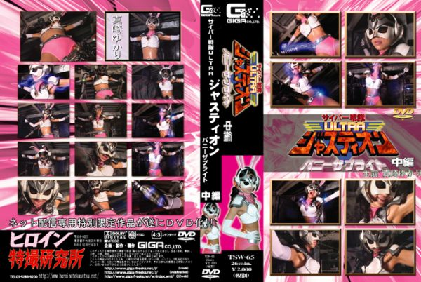 TSW-65 Cyber Fighter Ultra Justion Vol.02 Yukari Masaki