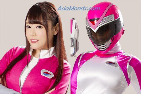 GHKQ-07 Heroine Tentacle Milking Hell -Treasure Force Jewel Ranger Mao Hamasaki