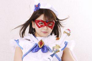 GTRL-54 The Stallion Monster Trilogy Vol.3 -Beautiful Witch Girl Fontaine- Riko Kitagawa