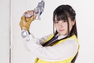 THZ-67 Super Heroine in Grave Danger!! Vol.67 -Galaxy Investigator Ali -Deprived Ties- Hana Misora
