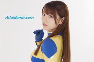 ZEOD-65 Fighter of the Sun Leona -Muscle Genie Pain & Gain Narumi Ookawa