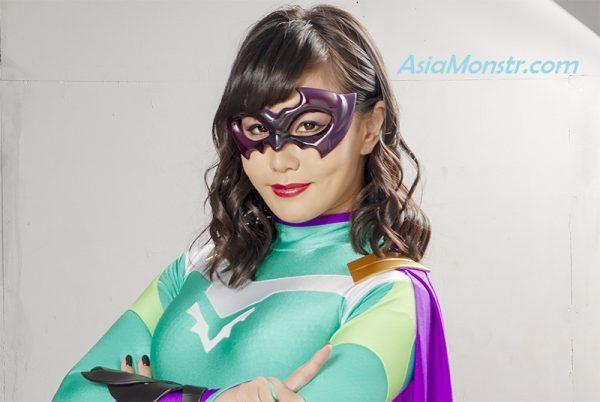GHKQ-69 Evil Female Cadre Zora -Hero Insult VS Perfect Ranger Tomoka Akari