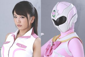 GHKQ-86 Target is Pink -One Combatant's Reminiscences Riko Kitagawa