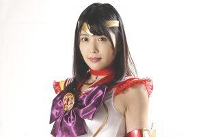 THZ-69 Super Heroine in Grave Danger!! Vol.69 -Sailor Fire Hermes Akari Niimura