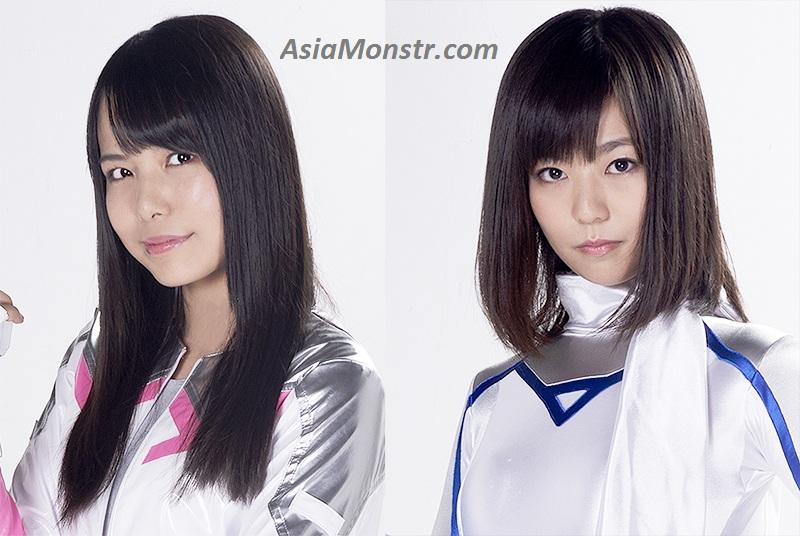 ZEOD-67 Heroine Pinch Omnibus 23 -Side Story of Sairanger -Saga2 Miina Yoshimoto, Manami Narahira