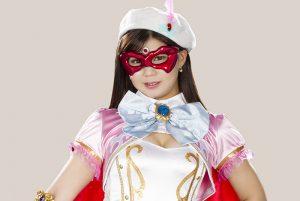 GHKQ-94 Ordinary People Hunt Heroine -Beautiful Mask Aurora Yui Miho