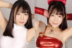 GHKR-07 Heroine Armpit Torture -Cheer Knights Yui Tomita