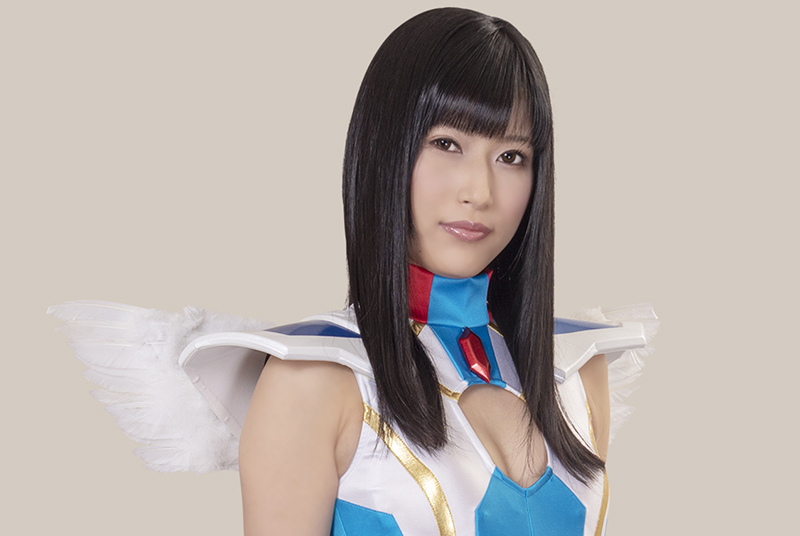 GHKR-13 Super Heroine is fucked Because of Me -Holy Angel Angelion- Aine Kagura