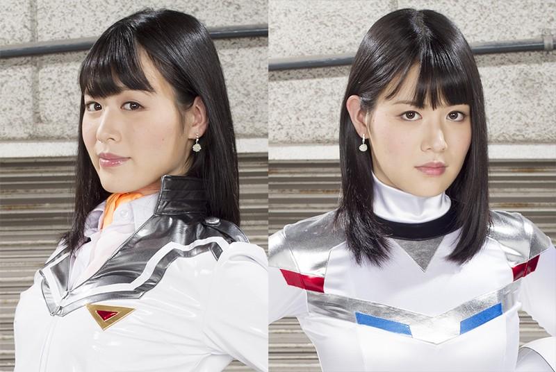 TBW-20 Heroine Brainwash Vol.20 Blid Ranger -White Blid- Yukina Shida