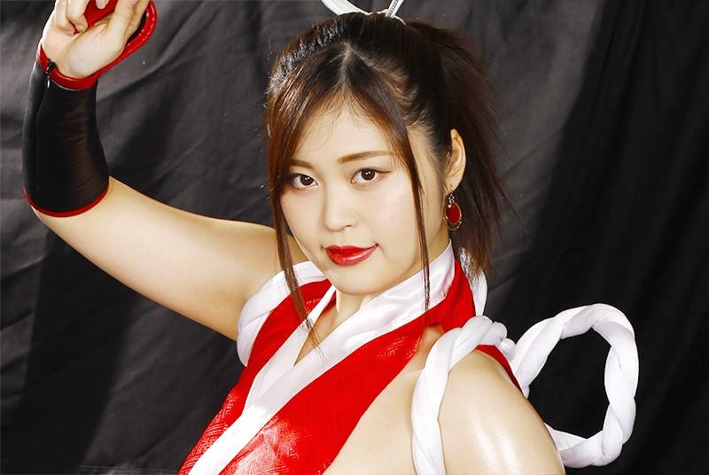 THZ-76 Super Heroine in Grave Danger!! Vol.76 -Female Fighter Mai Hidaka Ayaka Mochiduki