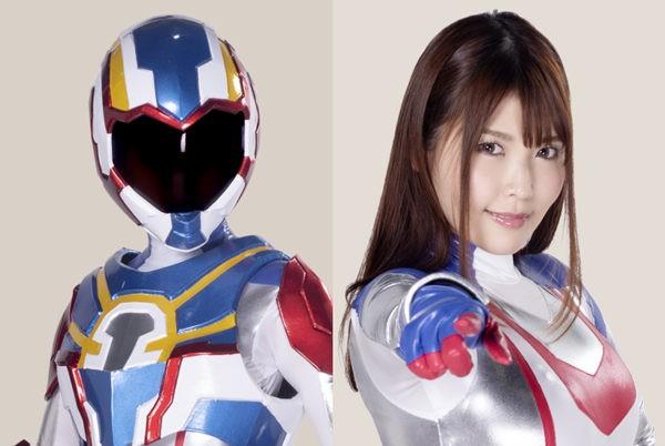 ZEXT-16 Damaging Heroine 16 Cosloyd Akari Niimura