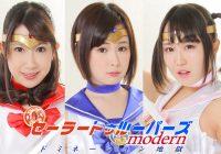 GHKO-69 Sailor Troopers modern – Domination Hell Yua Imai Airi Seto Ai Tsukimoto Shijimi Kanon Kuga