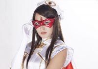 ZEOD-69 Sexual Dynamite Heroine 26 - Jorifine -Battle with Cleaning Genie Hiromi Masuda