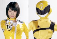 GHKR-01 Targeted Super Heroine -Sheriff Yellow's Unfinished Revenge- Yua Nanami